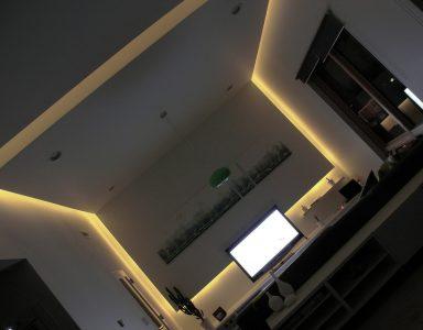LED-light-living-room